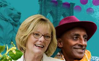 Image for This Is New York with Jane Curtin: In Conversation with Marcus Samuelsson
