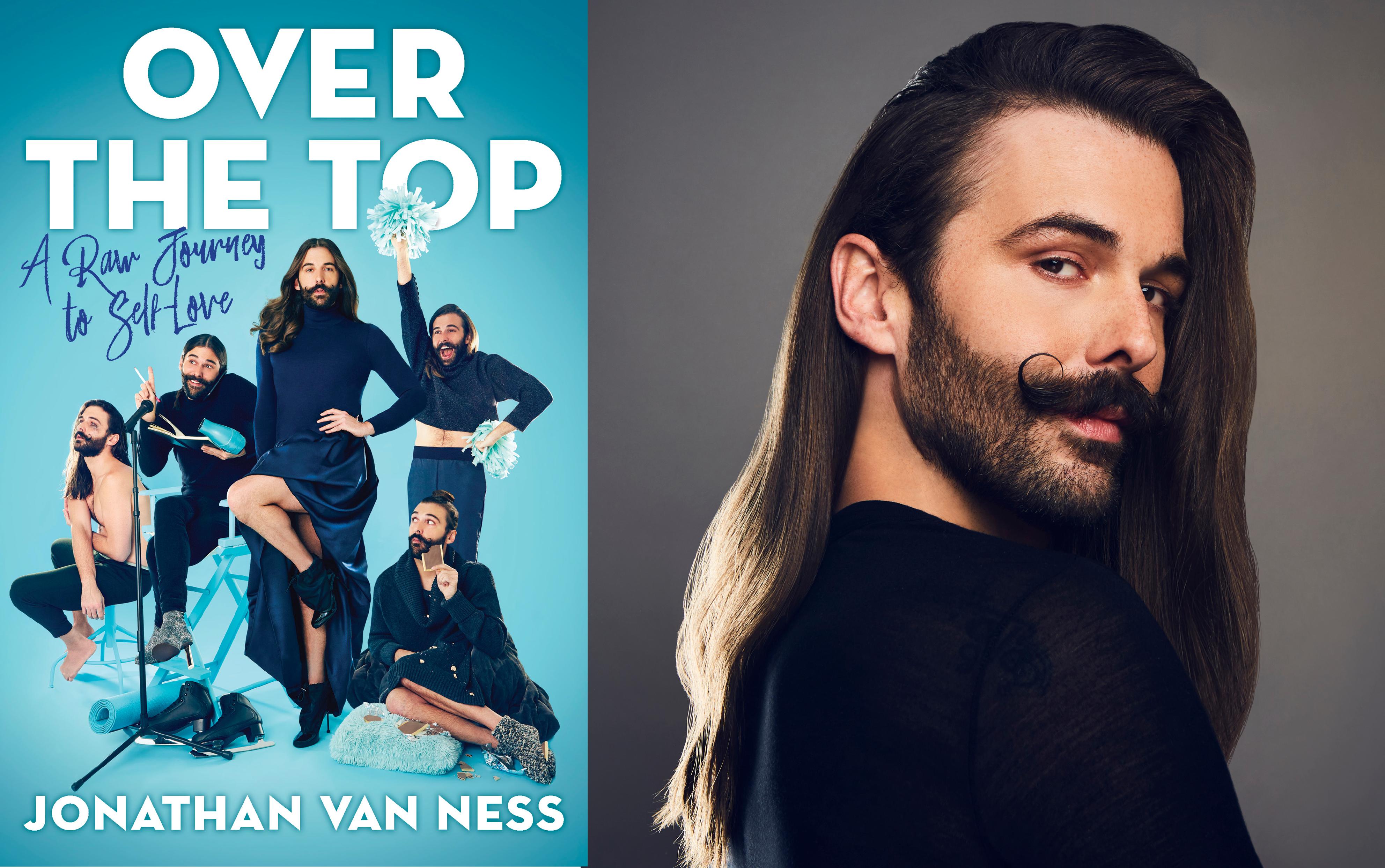 Jonathan Van Ness: Over the Top