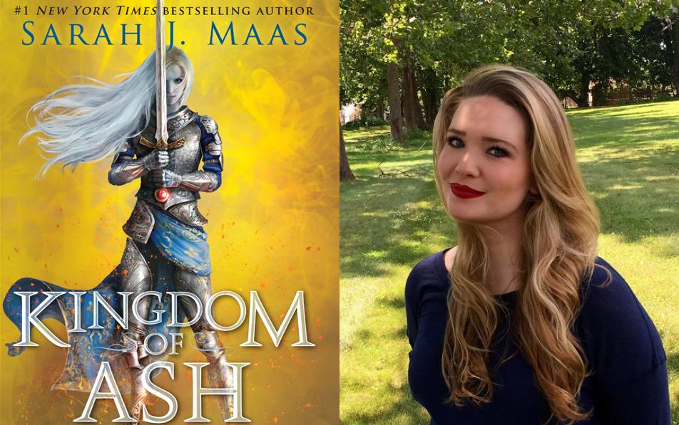 Sarah J Maas Kingdom Of Ash Tkbc Sarahjmaas