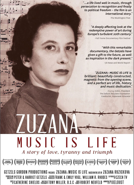 Thalia Docs: Zuzana-Music is Life
