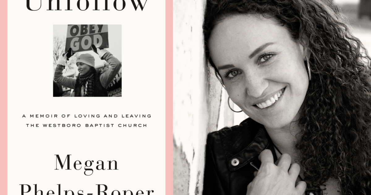 Thalia Book Club: Megan Phelps-Roper, Unfollow