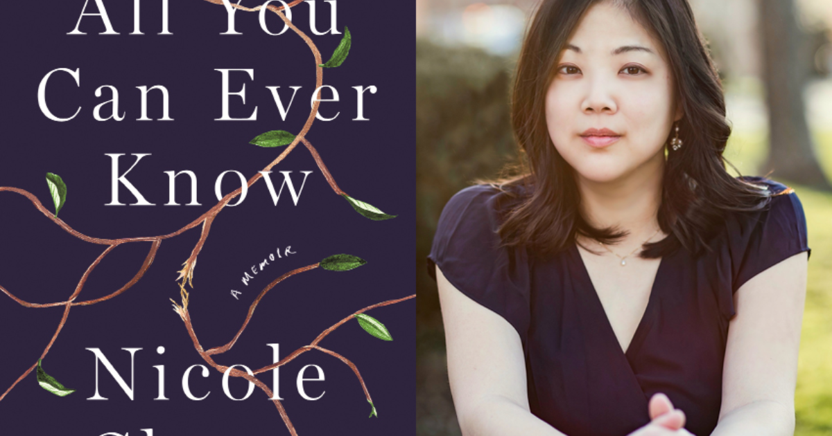 Thalia Book Club: Nicole Chung, All You Can Ever Know
