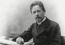Anton Chekhov 1889