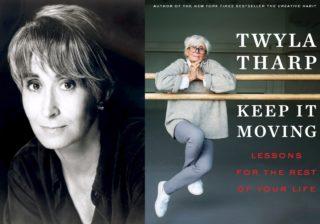 Image for Thalia Book Club: Twyla Tharp, Keep It Moving