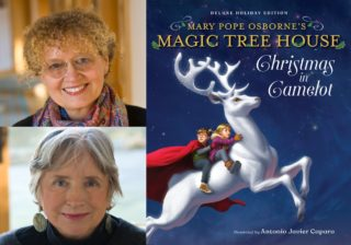 Image for Thalia Kids' Book Club: Mary Pope Osborne & Natalie Pope Boyce, The Magic Tree House
