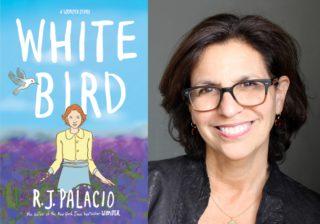 Image for Thalia Kids' Book Club: R.J. Palacio, White Bird, featuring Debra Monk