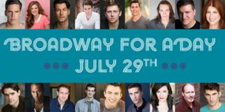 Image for Broadway for a Day: a Benefit for TFCA