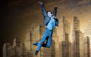 Image for Film: Royal Ballet: Leonard Bernstein Centenary
