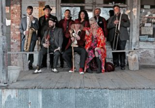 Image for Squirrel Nut Zippers & Dirty Dozen Brass Band