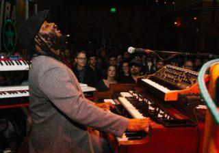 Image for Revelry: Delvon Lamarr Organ Trio
