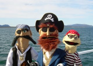 Image for Just Kidding: Everybody Loves Pirates