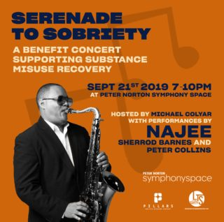 Image for Najee: Serenade to Sobriety