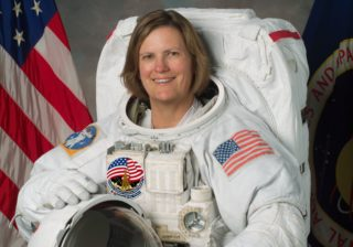Image for Secret Science Club North: Handprints on Hubble with Astronaut & Author Kathryn Sullivan