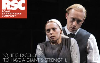 Image for RSC Live: Measure for Measure