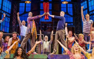 Image for London's West End: Kinky Boots