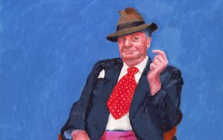 Image for Exhibition on Screen: David Hockney at the Royal Academy of Arts