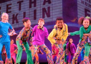 Image for Just Kidding: National Dance Institute Celebration Team