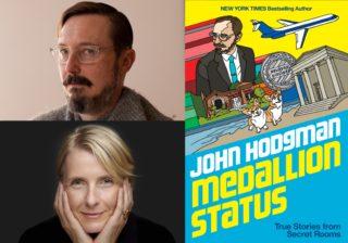 Image for Thalia Book Club: John Hodgman, Medallion Status