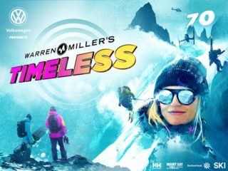 Image for Volkswagen Presents Warren Miller's Timeless
