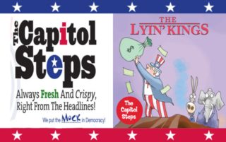"Image for Capitol Steps "" The Lyin' Kings"""
