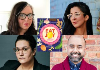 Image for Eat Joy: Stories & Comfort Food from Celebrated Writers