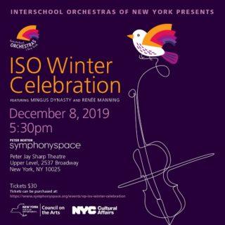 Image for ISO Winter Celebration
