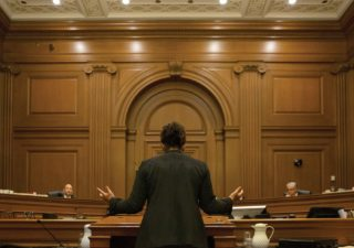 Image for Waterwell's The Courtroom