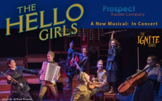 Image for The Hello Girls - A New Musical in Concert