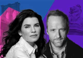 Image for This Is New York: John Benjamin Hickey in Conversation with Julianna Margulies