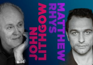 Image for Thalia Book Club: John Lithgow, A Confederacy of Dumptys