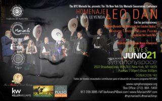 "Image for ""Homenaje A Una Leyenda"" Leo Dan- Mariachi Concert"
