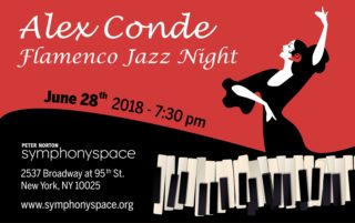 Image for Alex Conde-Flamenco Jazz Night