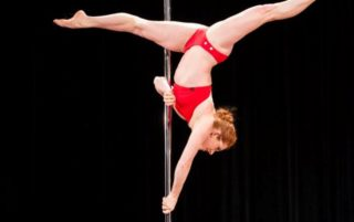 Image for US Pole Dance Federation - Novice Level 2 Division