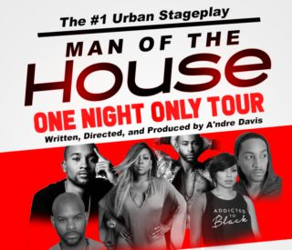 Image for Man Of The House Stageplay