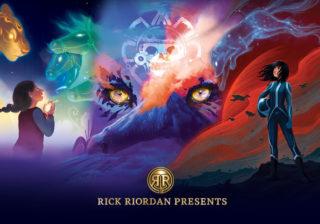 Image for Rick Riordan Presents: The Making of a Myth