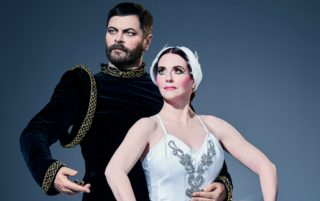 Image for Megan Mullally and Nick Offerman: The Greatest Love Story Ever Told