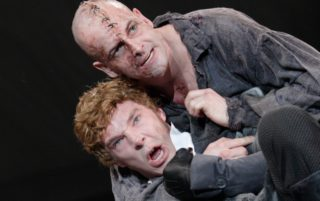 Image for NT Live: Frankenstein (Encore)
