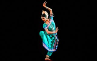 Image for Dancing the Gods: Sujata Mohapatra & Musicians