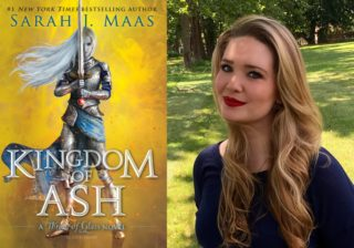 Image for Sarah J. Maas: Kingdom of Ash