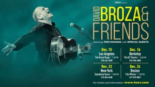 Image for David Broza & Friends Not Exactly Christmas Show