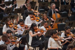 Image for InterSchool Orchestras of New York Winter Concert