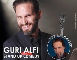 Image for Guri Alfi Stand Up Comedy
