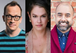 Image for LitProv: Lyndsay Faye & Chris Gethard