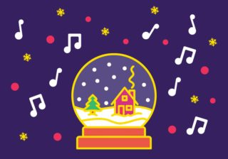 Image for Karaoke Sing-Along: Ho Ho Holidays!
