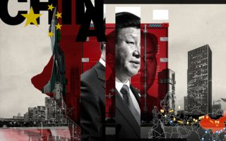 Image for Unresolved: The Techonomic Cold War With China