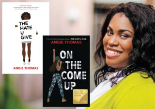 Image for Angie Thomas: On The Come Up
