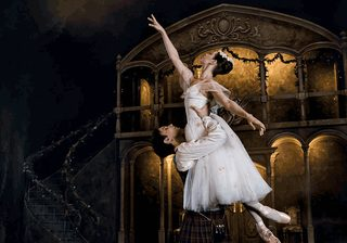 Image for Dance on Screen: La Sylphide
