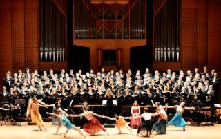 Image for New York City Master Chorale: Celestial Journey
