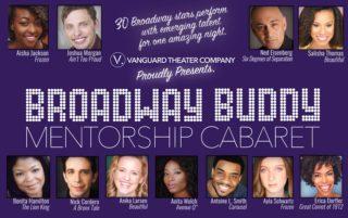 Image for Broadway Buddy Mentorship Cabaret