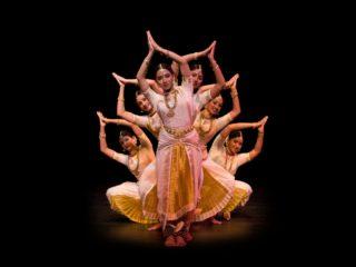 Image for Dancing the Gods: Kalanidhi Dance
